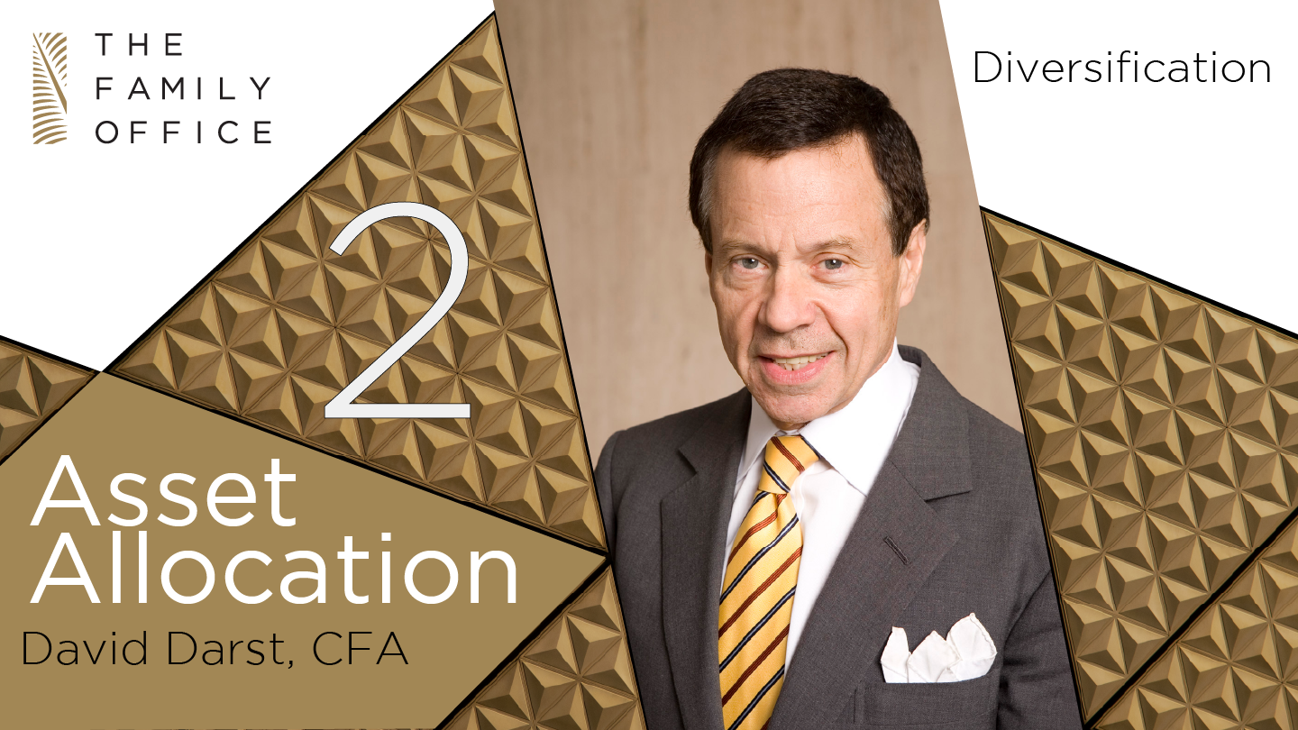 Diversification: Asset Allocation With David Darst