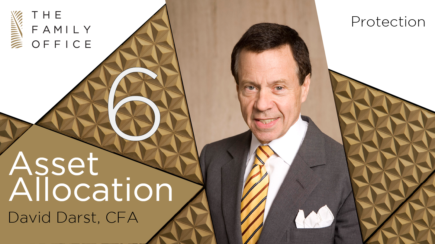 Asset Protection: Asset Allocation with David Darst